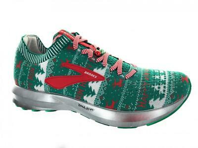 Men's Brooks Levitate 2 Running Shoes Ugly Christmas Sweater