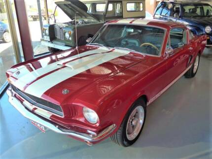 1965 Ford Mustang Fastback Perth Northern Midlands Preview