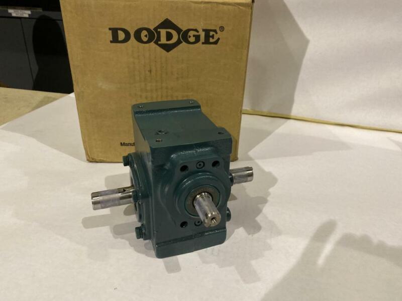 DODGE SPEED REDUCER # 17S10LR  RATIO: 10:1  MAX TORQUE: 534 IN-LBS