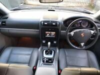 PORSCHE CAYENNE 3.6 S AWD TRIPTRONIC 290BHP SAT NAV LEATHER