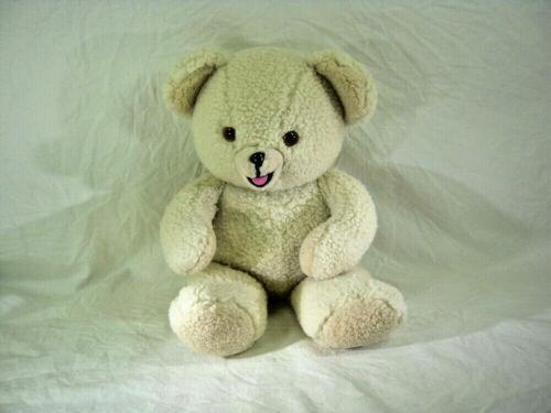 "ADORABLE 21"" Snuggle Teddy Bear plush stuffed animal by Russ - 1986"