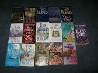Fern Michaels books $1 each