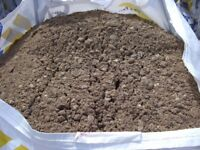 20 mm ballast (sand and gravel) mix