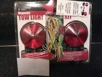trailer magnetic lights complete