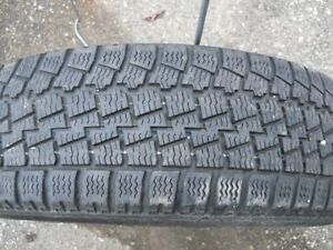 Winter Toyo Observer X 10 Tire  175/65/r14 Kitchener / Waterloo Kitchener Area image 2