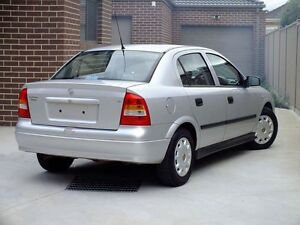 Holden Astra with RWC low KMs Sunshine North Brimbank Area Preview