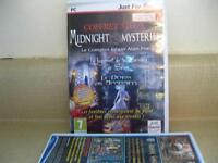COFFRET DE 3 JEUX MIDNIGHT MYSTERIES