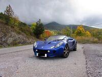 Lotus Elise S - 2007 - Magnetic Blue - Toyota Engine