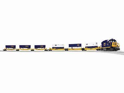 "LIONEL # 6-83974 ""CSX Intermoda""l LionChief -Bluetooth Set -GP38 + 6 cars *SALE*"