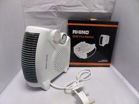 Rhino electric fan heater