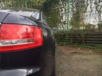 Excellent example of an A6 SLine heated Rear seats 19inch 50/50 leather seats new mot and service.