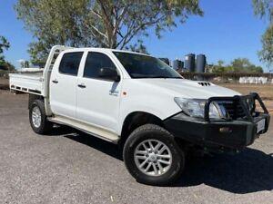 2014 Toyota Hilux SR Auto 4x4 Double Cab Diesel Durack Palmerston Area Preview
