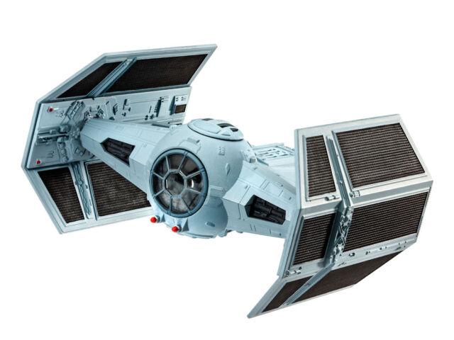 Star Wars Episode VII Model Kit 1/121 Darth Vader's Tie Fighter 9 cm By Revell