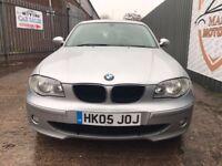 BMW 120D 2.0 SE DIESEL 5 DOOR NON RUNNER