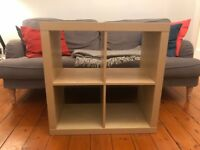 MUST GO! Shelving Unit Ikea Kallax
