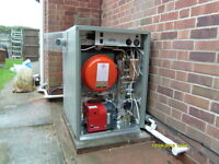 Central Heating Services and Oil Boiler Servicing