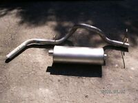 2000 Ford F-150XL V6 4.2 L Muffler & Tail Pipe (Make an offer)