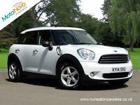 MINI COUNTRYMAN ONE D (white) 2014