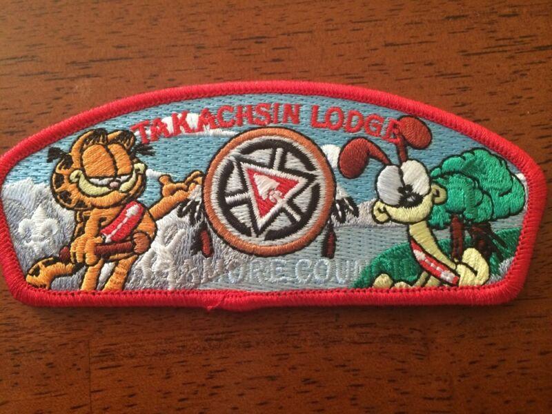2015 Issue Boy Scout NOAC Sagamore Council & Takachsin  Lodge CSP