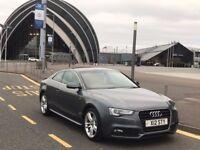 Audi A5 TDI - Manual Diesel (14 reg)
