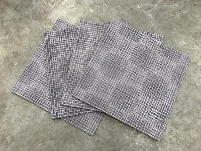 Grey 50cm x 50cm Heavy Duty Office Carpet Tiles