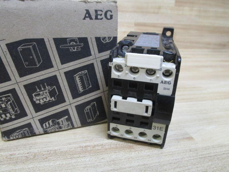 AEG SH4-31-E Contactor SH431E