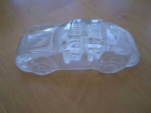 GLASS CAR ORNAMENT Windsor Region Ontario image 1