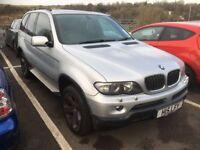 *** BMW X5 3.0d 2004 swap px car van ****