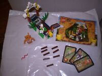 Oriental Expedition Lego Tiger Temple