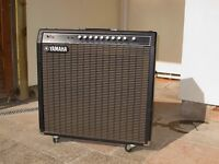 Vintage Yamaha 4x10 100 watt guitar amplifier