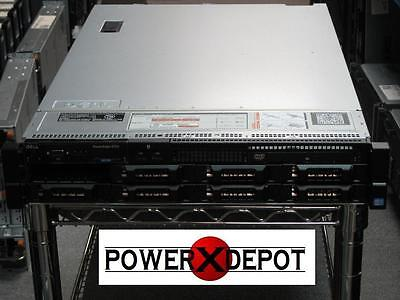 Сервер Dell PowerEdge R720. 2*E5-2650, PERC