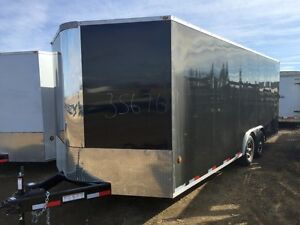 2016 RoyalCargo XRARCT52-820-78 Enclosed Car Hauler Trailer