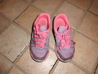 Girl's Running Shoes Sketchers Sport size 13