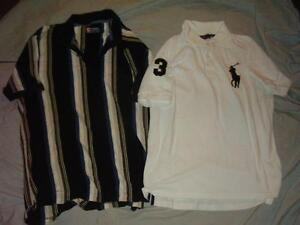 Ralph Lauren  Polo Shirt and Sweater New Various