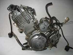 2001 Yamaha Raptor 660 Engine Yfm660r Motor 01 05