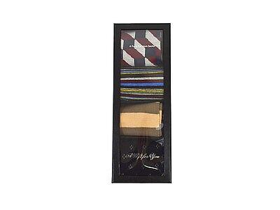 Pairs Fancy Dress Ideas (Men's Fancy Multi Colored Socks Gift Box ~ 4 pair ~ Gift)