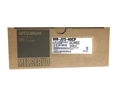 Mitsubishi Servo Drive Mr-j2s-40cp New In Box