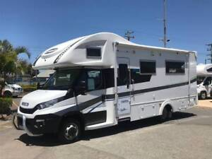 2016 Sunliner Switch Motorhome Valentine Lake Macquarie Area Preview