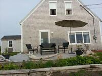 Year Round Waterfront Cottage in West Arichat, Cape Breton