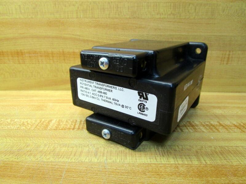 Instrument Transformers 468-480 Transformer 468480