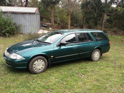 1998 Ford Falcon Wagon Cranbourne South Casey Area Preview