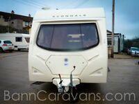 (Ref: 864) 2007 Avondale Dart 510 5 Berth 12 Months Warranty