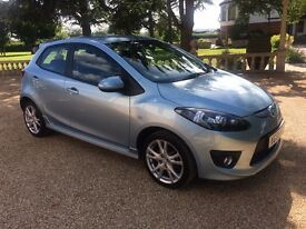 MAZDA 2 1.5 Sport, Low Mileage, Huge Spec 1 Former Keeper, Excellent All Round (blue) 2009