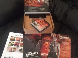 Insanity 60 Day Workout DVD