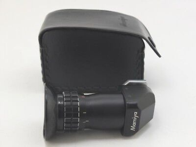 Mamiya Angle Finder for M645, 1000S w/Case from Japan