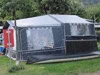 CONWAY COUNTRYMAN 2012 folding camper trailer