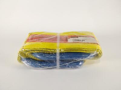 Liftall Uu1604dx11 Polyester Web Sling 1-ply Type Unilink 4 Width X 11 Length