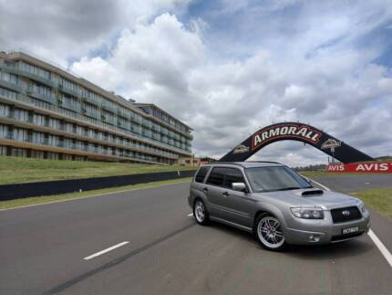 ***Extremely clean MY07 Forester XTL*** Kelso Bathurst City Preview