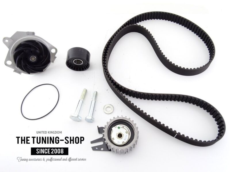 Water Pump & Cambelt Timing Belt Kit BOSCH For AUDI A6 2.0 TDI 100HP / 103HP New