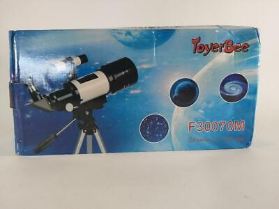 ToyerBee Telescope for Kids & Beginners, 70mm Aperture 300mm-USED